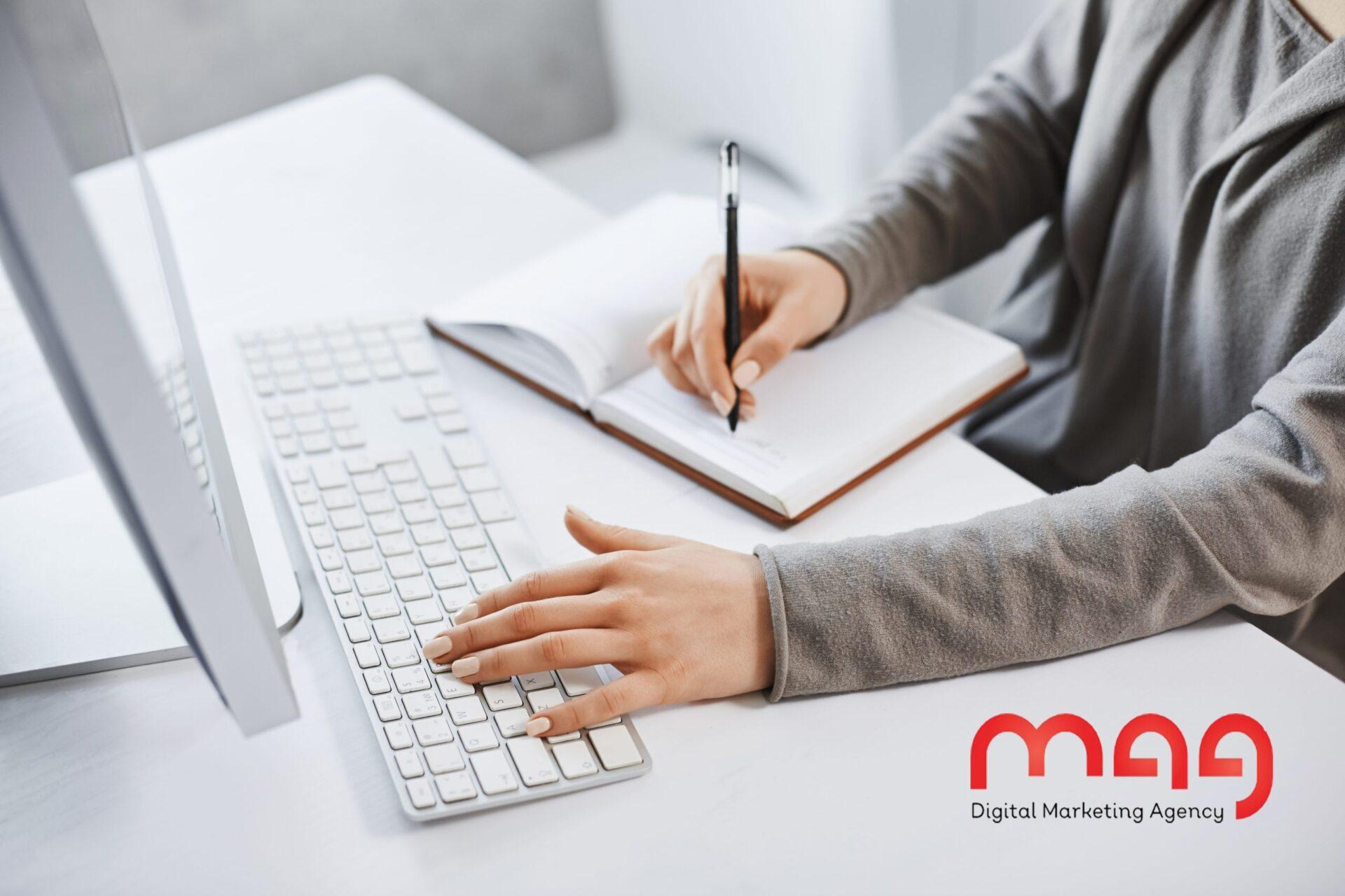 كتابة المحتوى بشكل مثالي: تعرف على مهارات كتابة محتوى