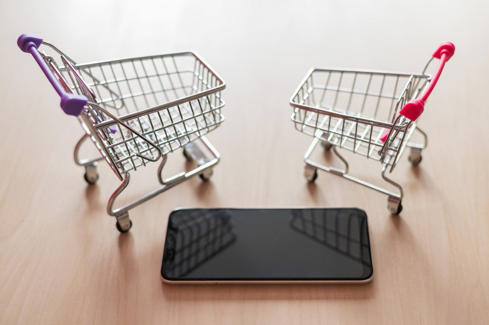طرق البيع بالتجزئة عبر الانترنت