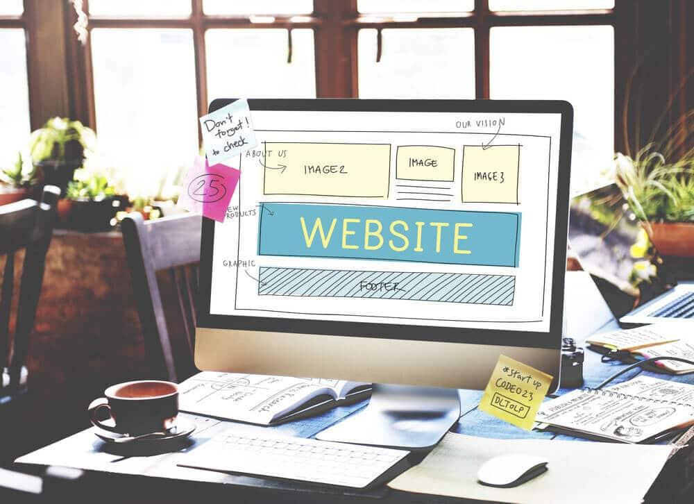 ما هي أنواع المواقع الالكترونية ؟